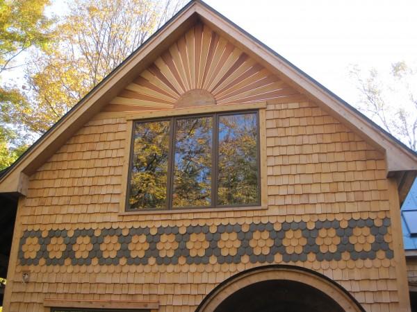 Watkins Sawmill Heritage Cut Designer Shingles